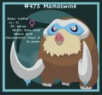 Mamoswine: Favorite Ice Type by spd243