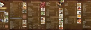 Rockefeller Menu 2008 by 98percentsynthetic