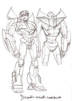 TFP Hot Rod sketch by HIIVolt-07