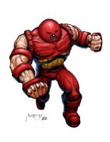 Juggernaut Colors by andresmoreno