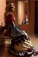 Versailles cosplay Hizaki by Kristian-RSS