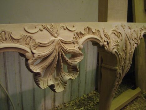 woodcarving 2 by timpeekwoodcarving