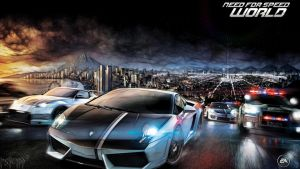 Need for speed world by Scattergunsniper