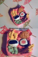 Bento charm by UtterPsychosis