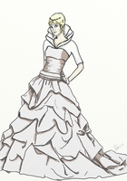 AALC: Everly's new Ball Gown by habren