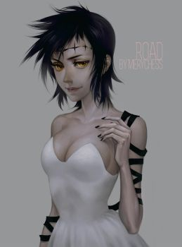 Road Kamelot by MeryChess