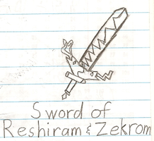 Sword drawing by TheTyphlosionMaster