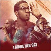 "CD Cover ""I MAKE HER SAY"" by ROH2X"