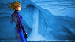 Invisible Woman by Xionice