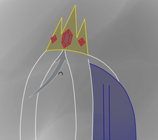 Ice King by GothicSnowflake