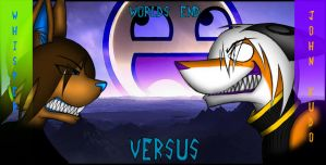 KUDO VS WHISP -preview- by TheGoldenCrowbar