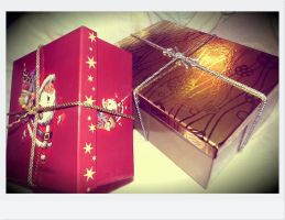 christmas gifts by Pauline-graphics