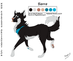 WA Cameo Sheet Sierra by Kairi292