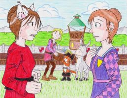 Trouble at Worcestershire by Katy133