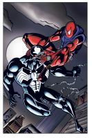 Titled 'Spiderman 2' by cmbarnes
