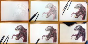 Carnage step by step by AtomiccircuS