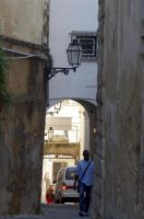 Lisbon alley by Pippa-pppx
