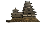japanese building by camelfobia