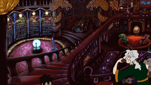 The Magic Library of Caezul by Varian-Jackson