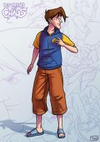 Chara Design 03 : Vince by Tohad