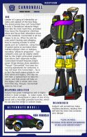G1 Cannonball by hellbat