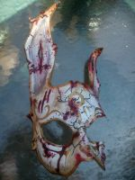 BioShock Rabbit Mask by Skinz-N-Hydez