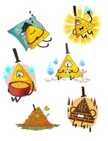 ...Triangle Cuties... by Insane-Dorito