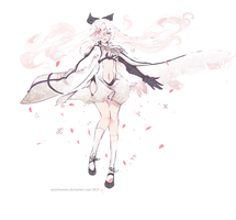Drakengard 3 Utahime Zero (Full) by SweetieMoon