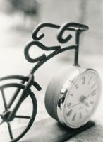 Time Stops by MissClaraBow