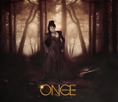 Evil Queen Season 3 Poster by rcf