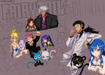 Fairy Tail WIP by AngieMP