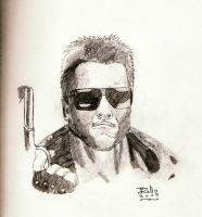 The Terminator by jmralls2001