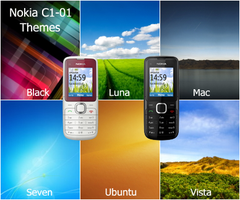 Nokia C1-01 Themes by Vher528