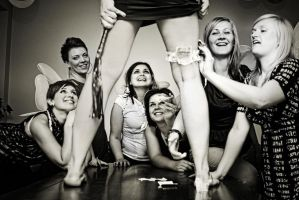 Hen party by 2gdbp