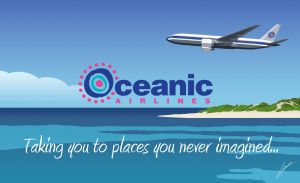 Oceanic Airlines wallpaper by audoman2607