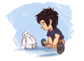 Little Hiro by x-kaitlin-x