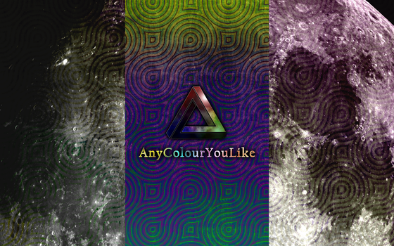 AnyColourYouLike Poster 5 by holokinesis