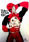 Deadpool: I'm Sexy And I Know It! by courtingdeath666