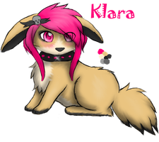 New OC: Klara by rainfrost13