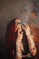 Red Smoke 3 by Cesar237