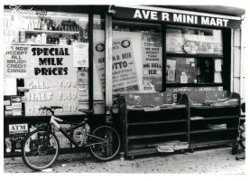 mini mart. by LateRainyNights