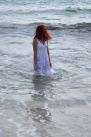 white sea lady3 by sempiterna-stock