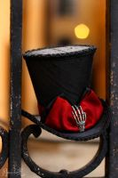 Sithis - The Dreadfather Mini Hat by ImperialFiddlesticks