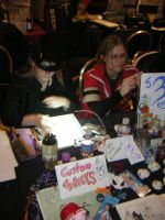 Anime Fest Table Shots 1 by neilak20
