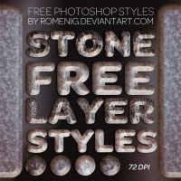 Cool Stone Free Styles by Romenig