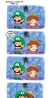 Mario: Mistletoe Customs '09B by saiiko