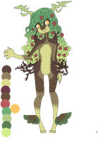 mother nature creeper adopt by adoptableluvr