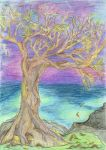 TREE OF MY LIFE by bellagallou