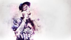 Wizkhalifa Purple Wp by OtrusEncide