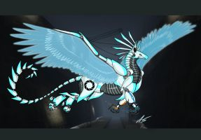 Portal Griffin by QWERTYDragon00